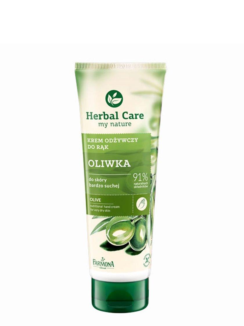Qidalandırıcı əl və dırnaq kremi Farmona Herbal Care  zeytun 100 ml