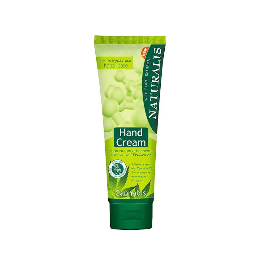 Əl kremi Naturalis Hand Cream çətənə yağı ilə 125 ml
