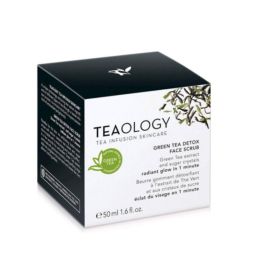 Üz skrabı Teaоlogy yaşıl çay ekstraktlı 50 ml