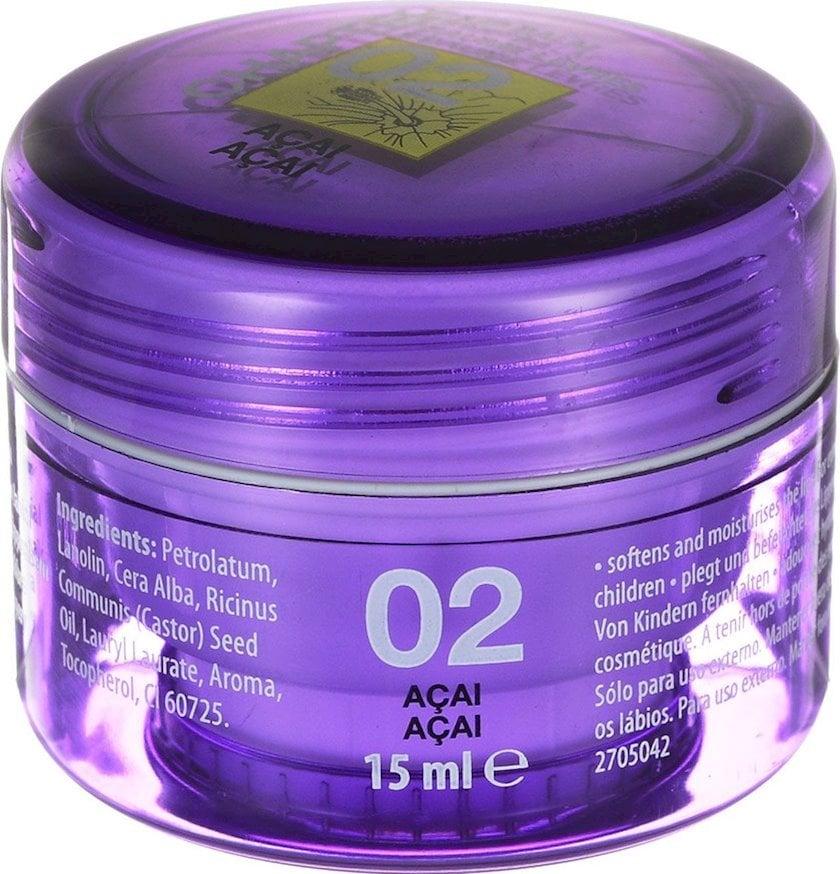 Dodaq balzamı Mades Cosmetics Chapter Asai 15 ml