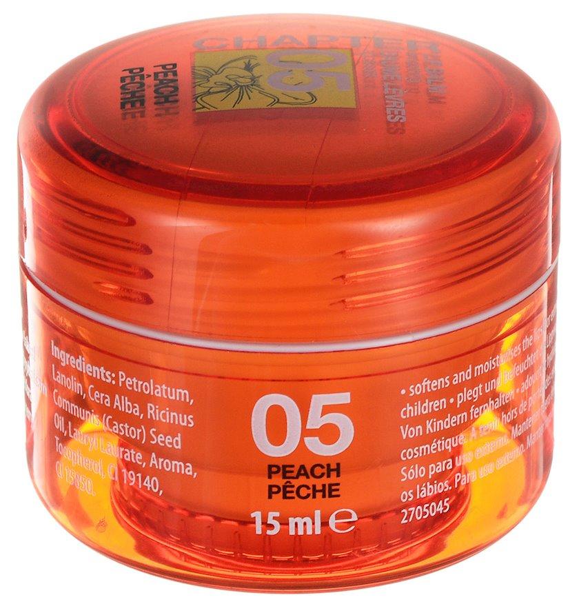 Dodaq balzamı Mades Cosmetics Chapter Şaftalı 15 ml