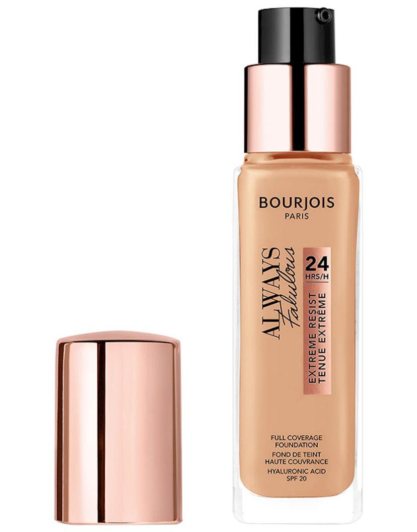 Tonal krem Bourjois Always Fabulous Full Coverage Foundation 420 Light Sand 30 ml