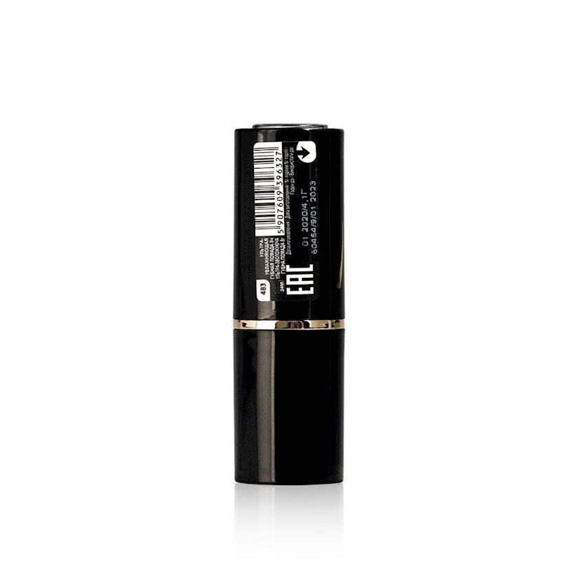 Ultra Nəmləndirici Pomada Eveline Cosmetics Aqua Platinum Lipstick çalar 483