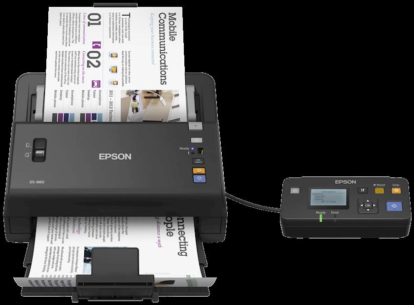 Skaner Epson WorkForce DS-860N