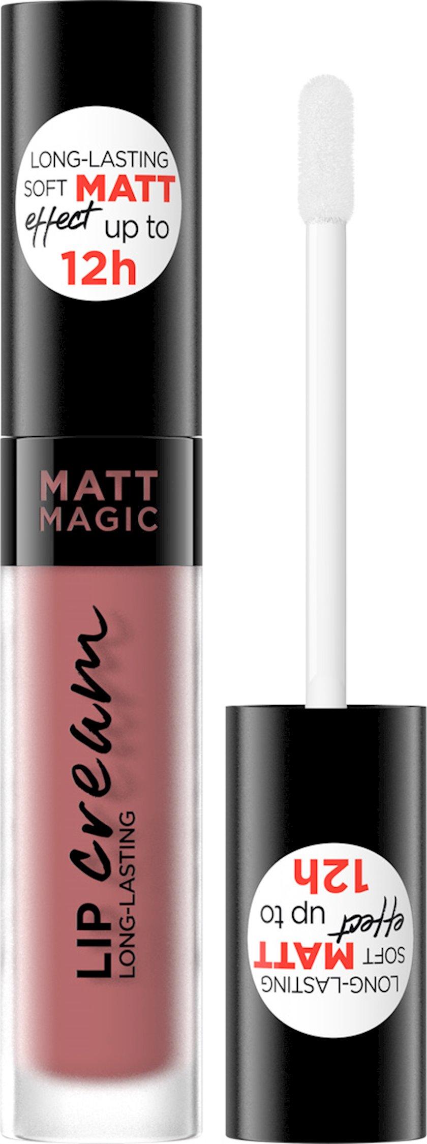 Maye mat pomada Eveline Matt Magic Lip Cream 05 Lovely Nude-Rose 4.5 ml