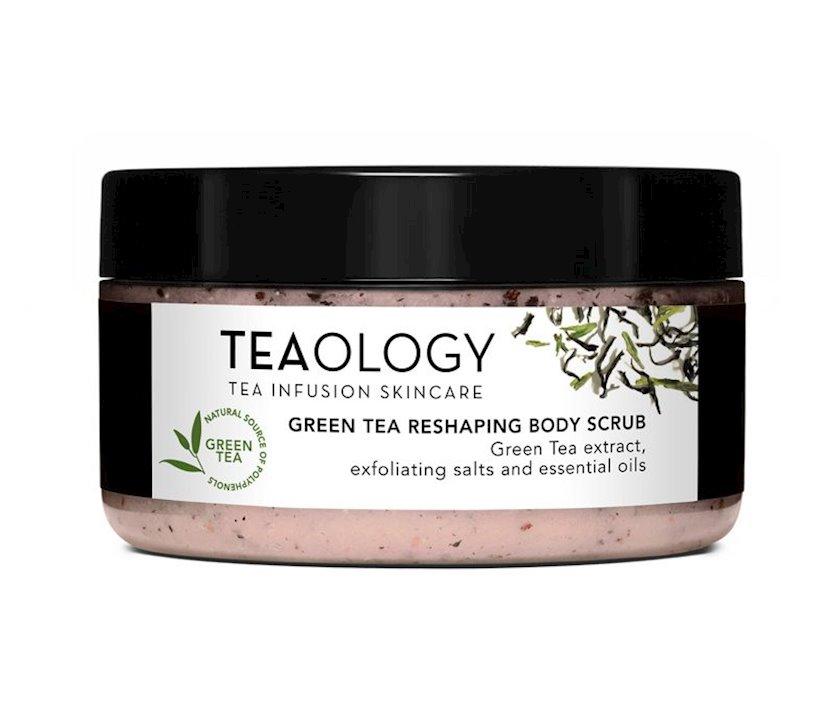 Bədən üçün skrab Teaology Green Tea 50 ml
