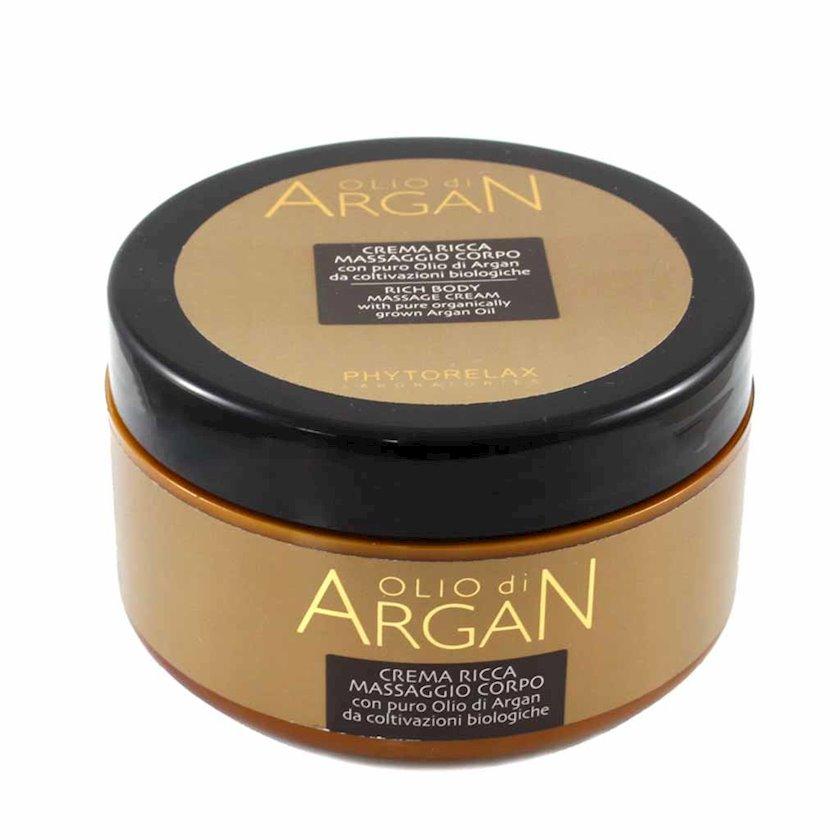 Bədən kremi Phytorelax Argan Oil Rich 300 ml