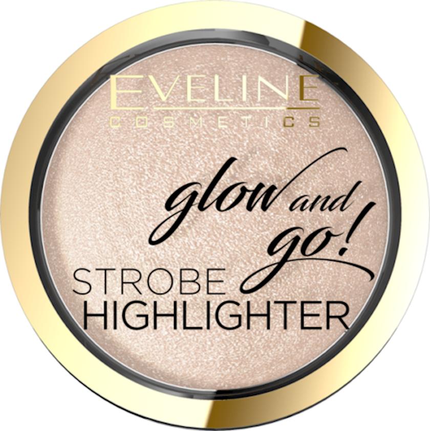 Bişmiş xaylayter Eveline Glow And Go, 01 Сhampagne, 8.5 qr