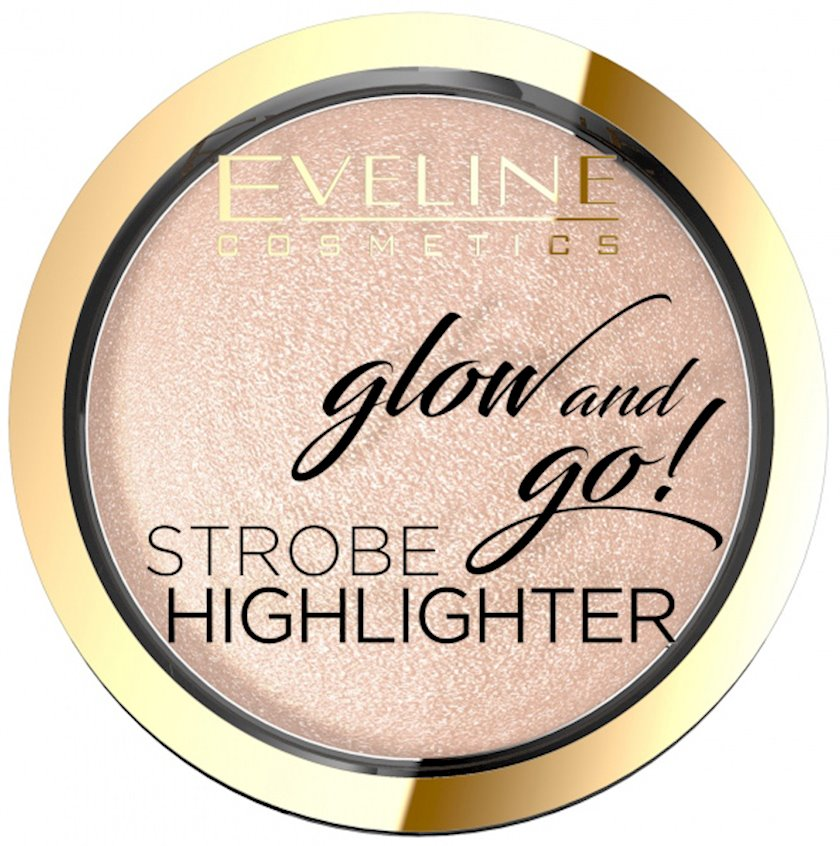 Bişmiş xaylayter Eveline Glow And Go, 02 Gentle Gold, 8.5 q