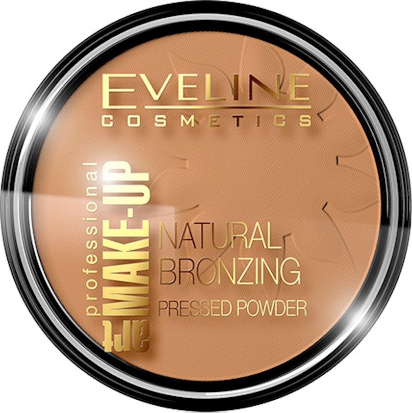 Bronzlaşdırıcı kirşan Eveline Art Professional Make-Up Natural Bronzing, N51