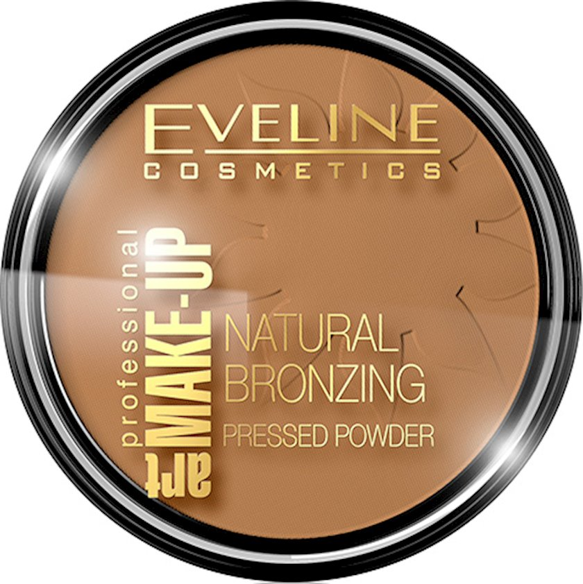 Bronzlaşdırıcı kirşan Eveline Art Professional Make-Up Natural Bronzing, N52