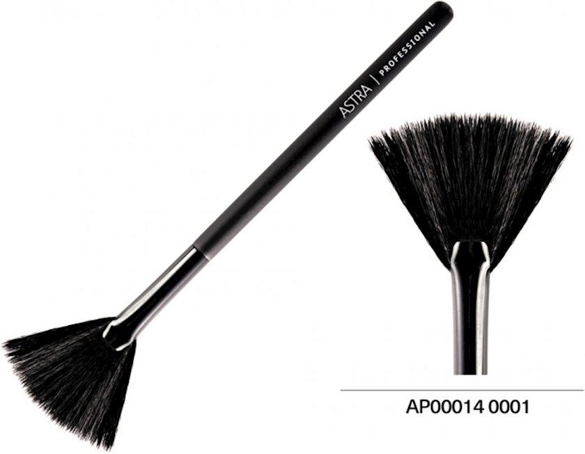 Kirşan üçün fırça Astra Face Powder Brush 014
