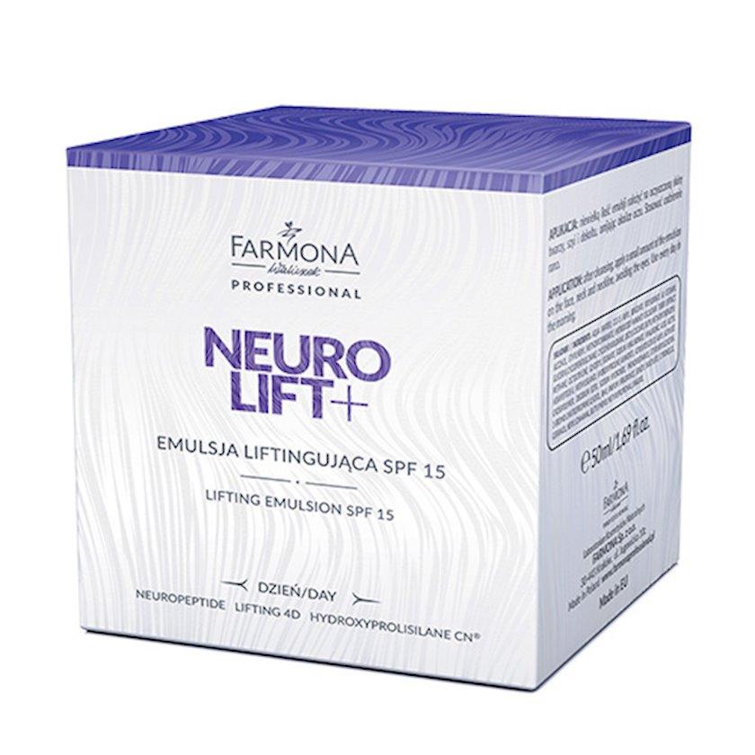 Emulsiya liftinq SPF15 Farmona Neurolift 50 ml