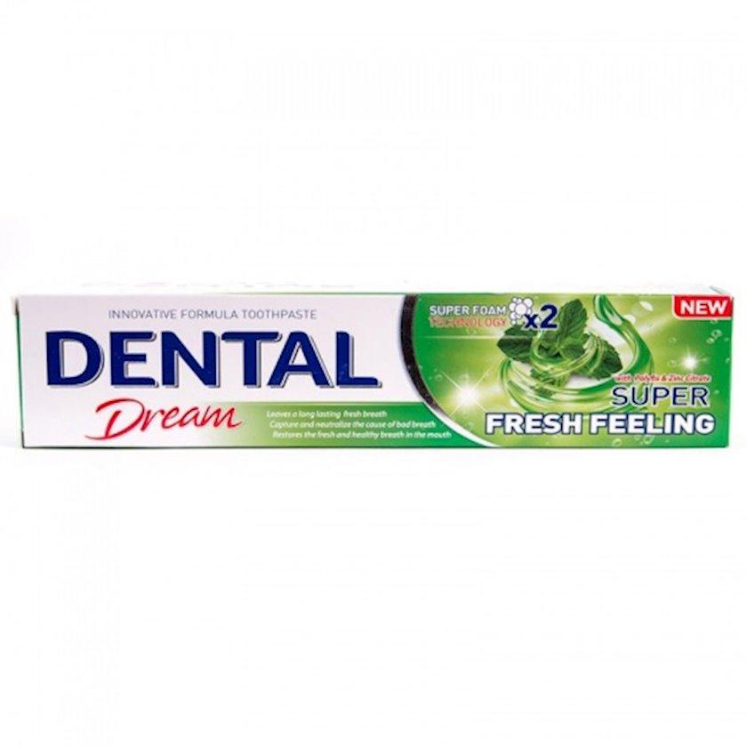 "Diş pastası ""Суперсвежесть"" Dental Dream Super Fresh Feeling"
