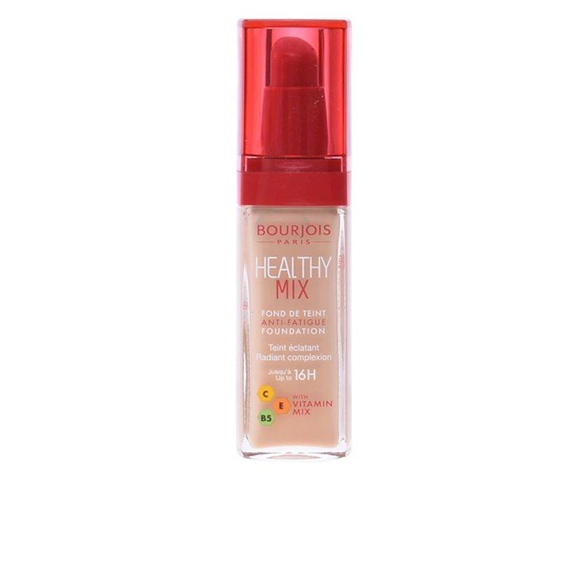 Tonal baza Bourjois Radiance Reveal Healthy Mix Foundation 53 Light Beige 30 ml