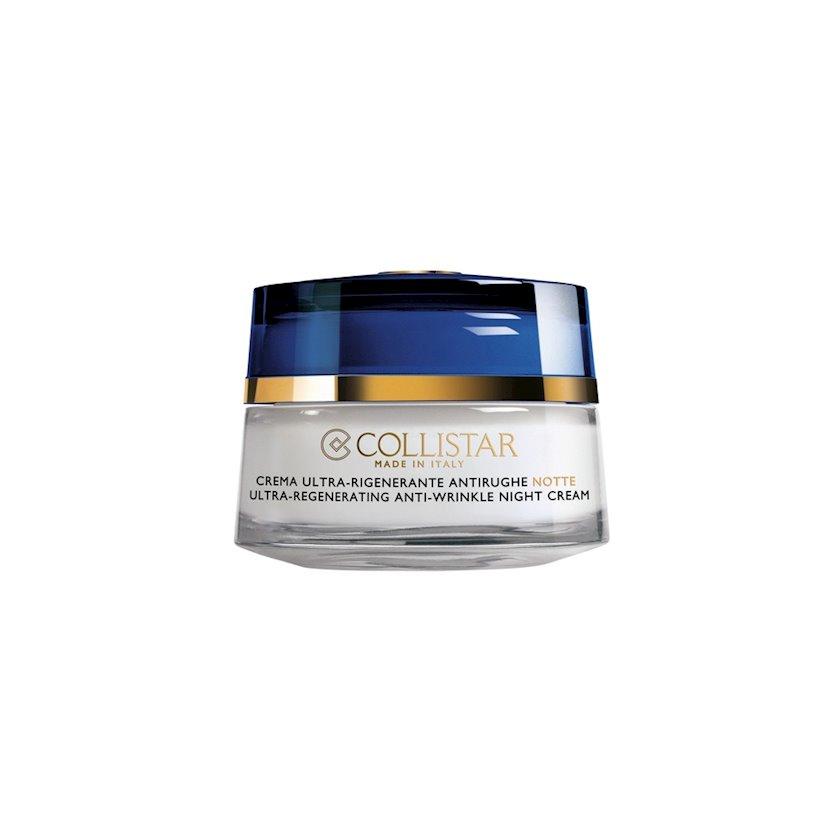 Yaşlanmaya qarşı bərpaedici gecə kremi Collistar Ultra-Regenerating Anti-Wrinkle Night Cream 50 ml