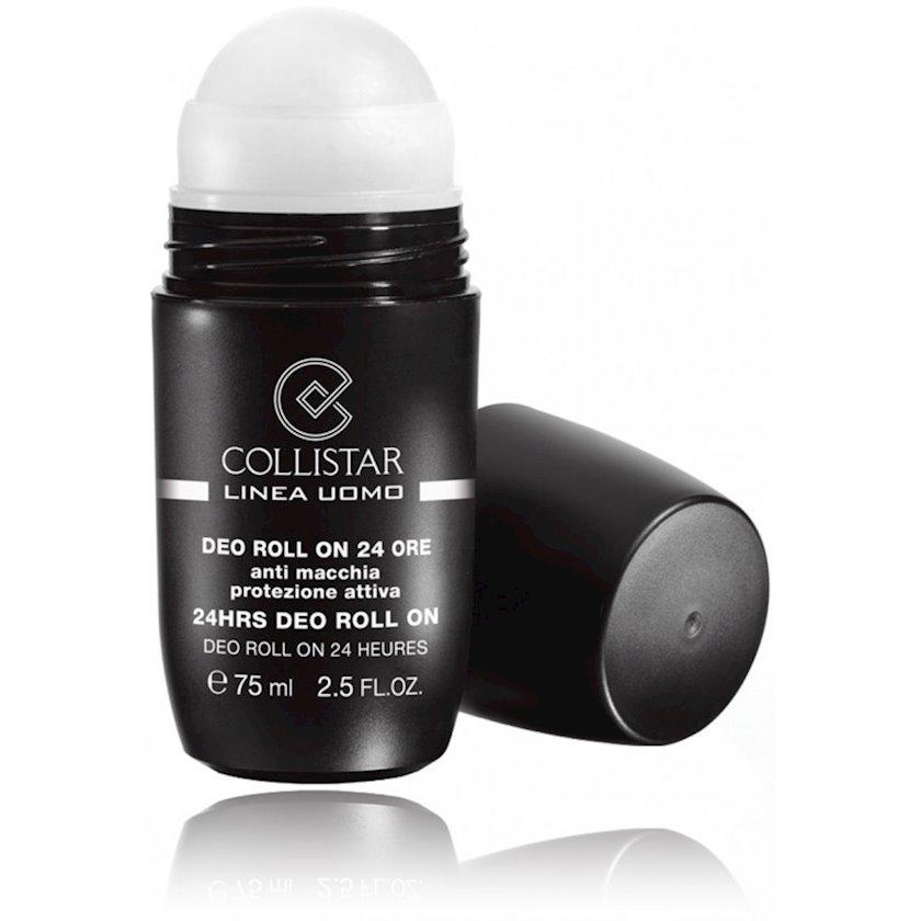 Diyircəkli dezodorant Collistar 24 Hrs Deo Roll On 75 ml