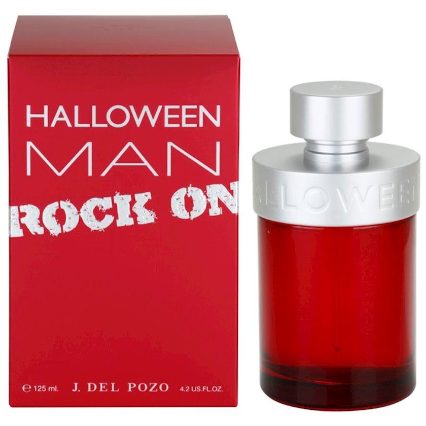 Kişilər üçün tualet suyu Jesus Del Poz  Halloween Man Rock On 125 ml