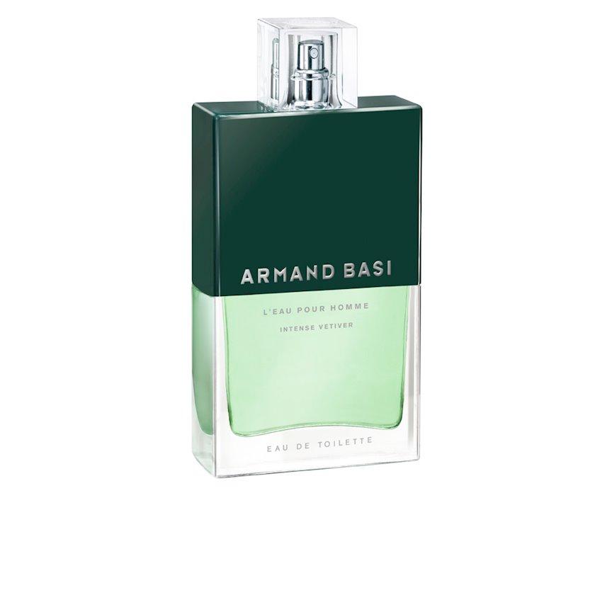 Kişilər üçün tualet suyu Armand Basi L'eau Pour Homme Intense Vetiver 75 ml
