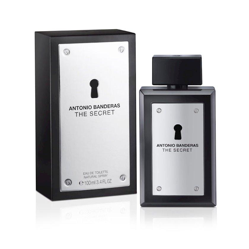 Kişilər üçün tualet suyu Antonio Banderas The Secret 100 ml