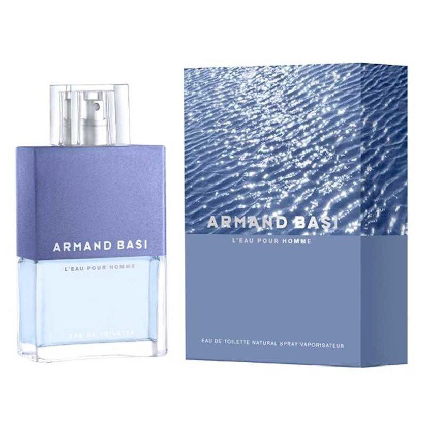 Kişilər üçün tualet suyu Armand Basi L'Eau Pour Homme 125 ml