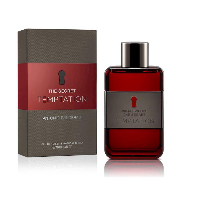 Kişilər üçün tualet suyu Antonio Banderas The Secret Temptation 100 ml