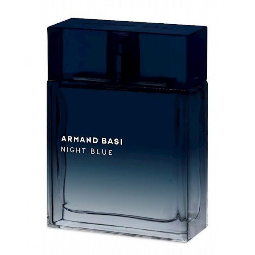 Kişilər üçün tualet suyu Armand Basi Night Blue 50 ml