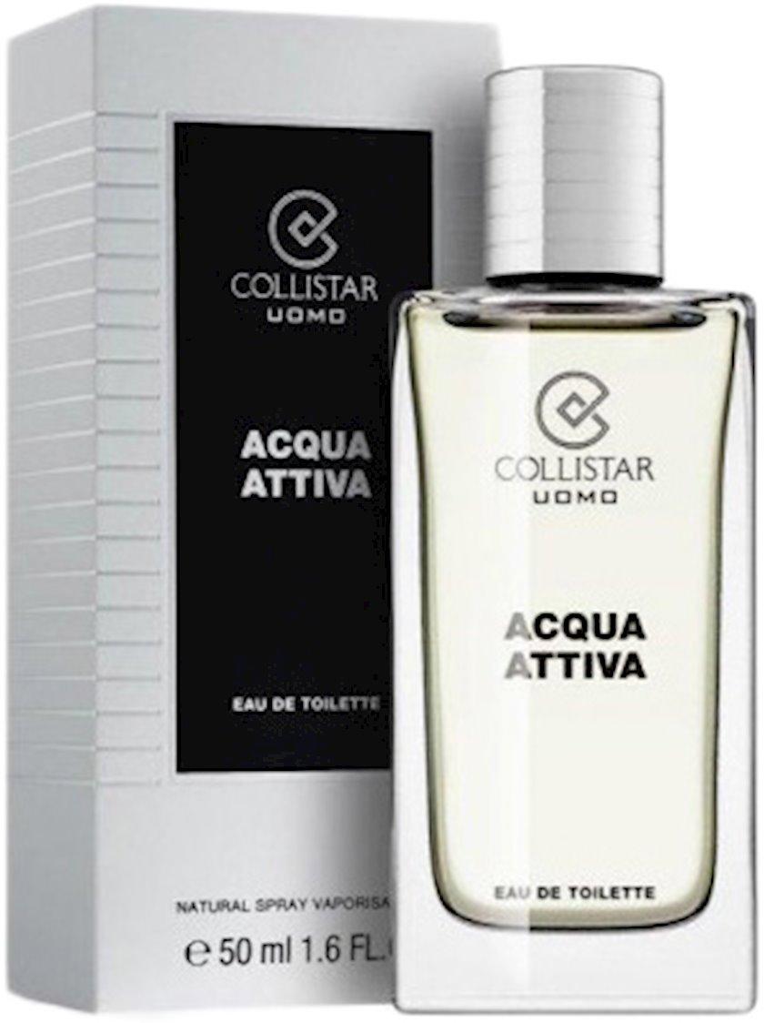 Kişilər üçün tualet suyu Collistar Acqua Attiva 50 ml