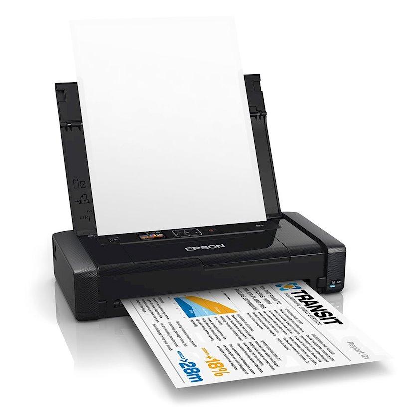 Fotoprinter Epson WorkForce WF-100W