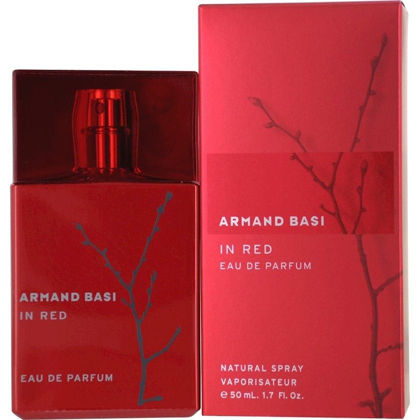 Qadınlar üçün ətir suyu Armand Basi In Red 50ml