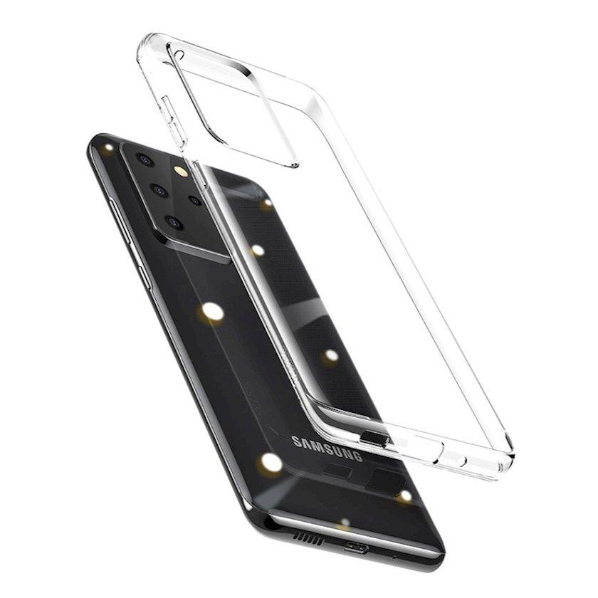 Çexol Baseus Wing Çexol  Samsung S20 + üçün
