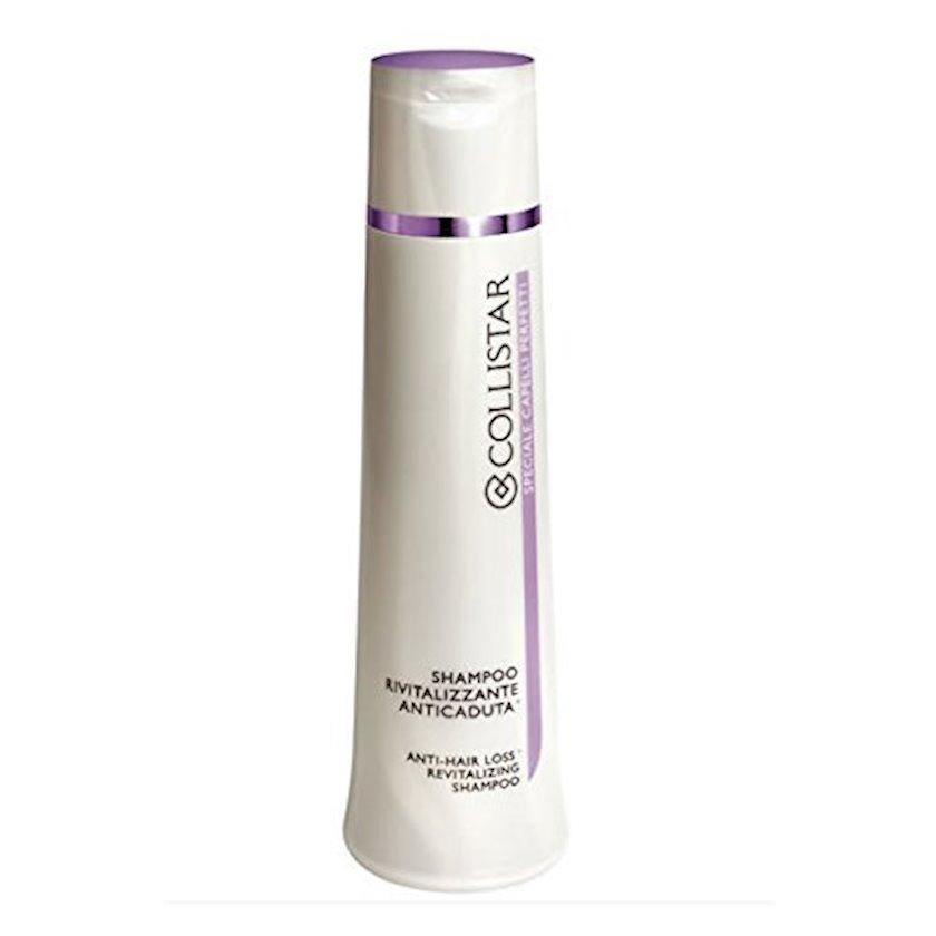 Saç tökülməsinə qarşı şampun Collistar Anti-Hair Loss Revitalizing Shampoo 250 ml