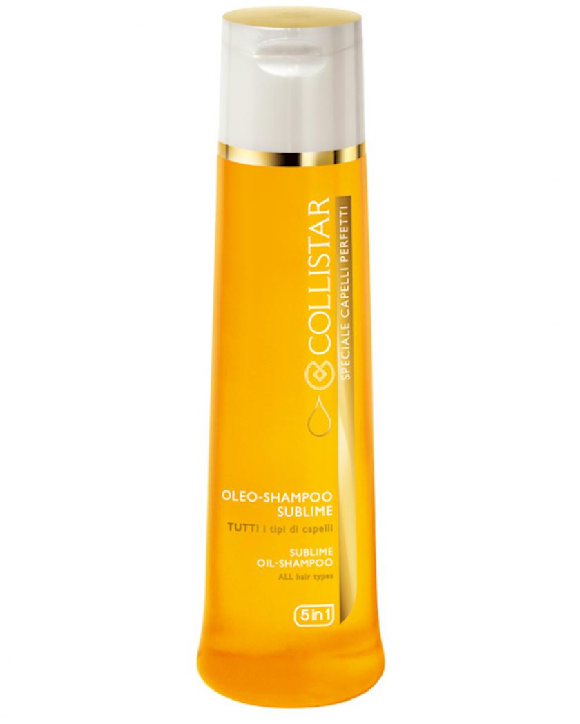 Saç şampunu Collistar Oleo-Shampoo Sublime 250 ml