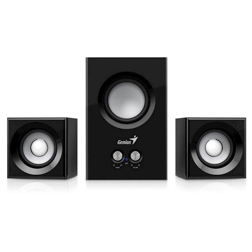 Akustik sistem Genius SW-2.1 375 2.1 Black