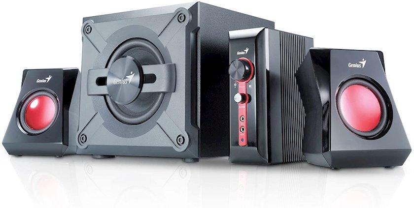 Akustik sistem Genius SW-G2.1 1250 (31730980100-N) Black