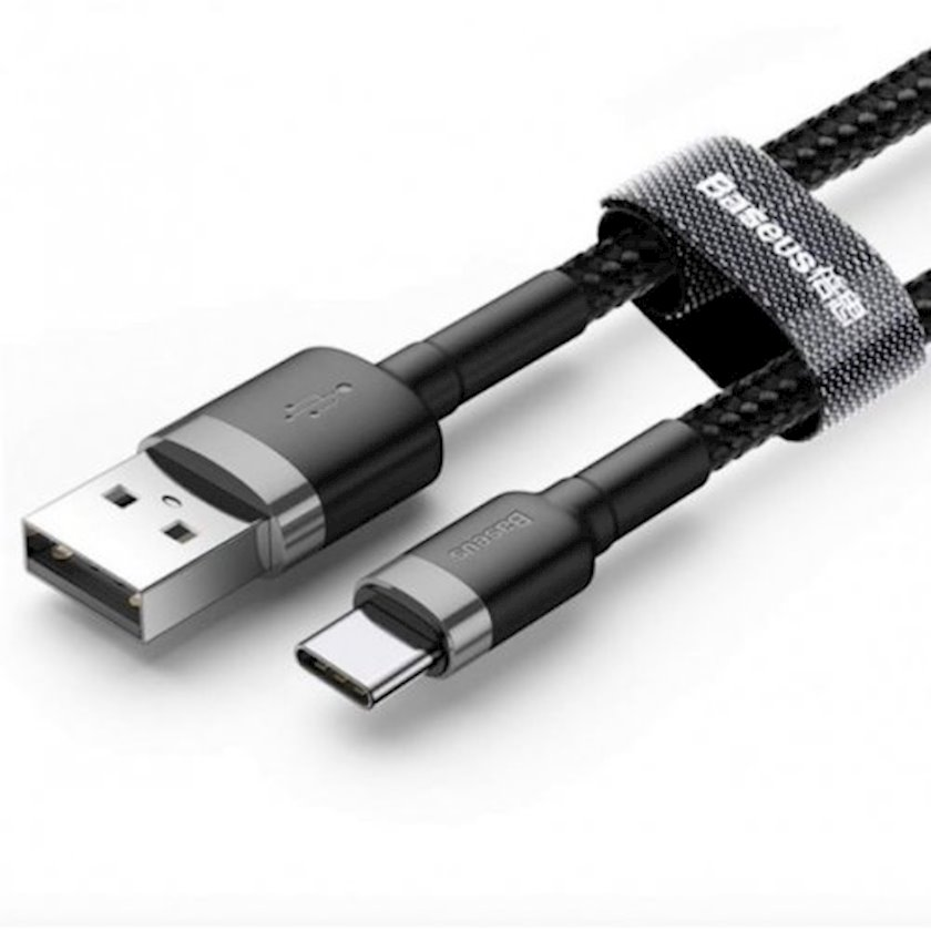 USB Kabel Baseus cafule Cable For Type-C 3A 1m