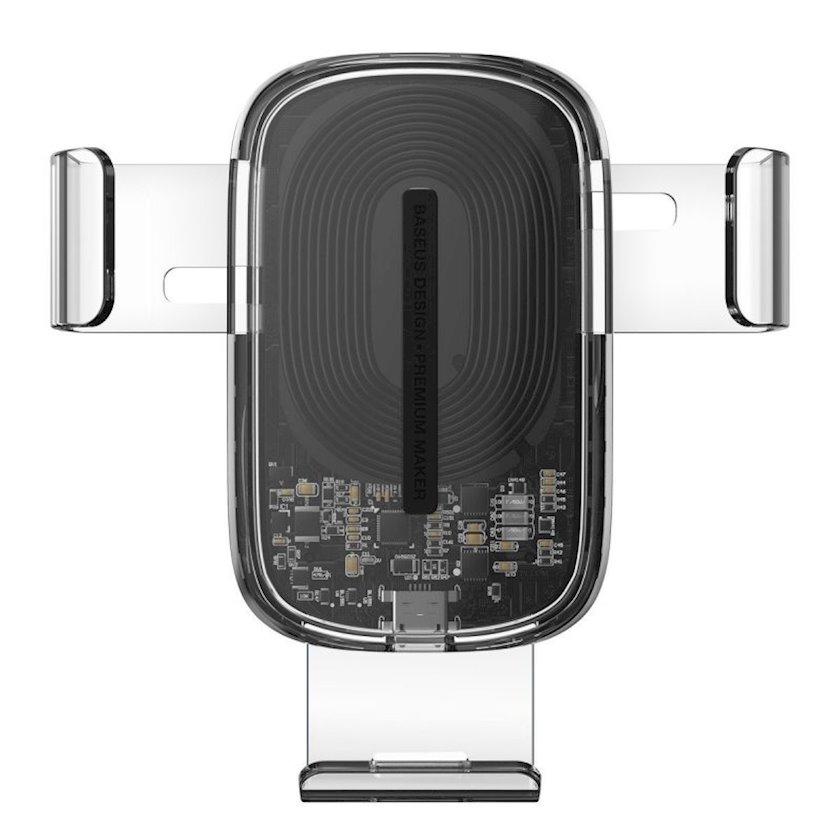 Avtomobil üçün tutqac simsiz enerji toplama cihazı ilə Baseus Explore WXYL 02