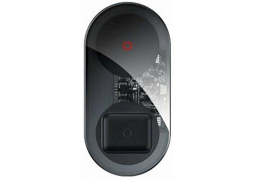 Simsiz şarj cihazı Baseus Sadə 2in1 Wireless Charger Turbo Edition