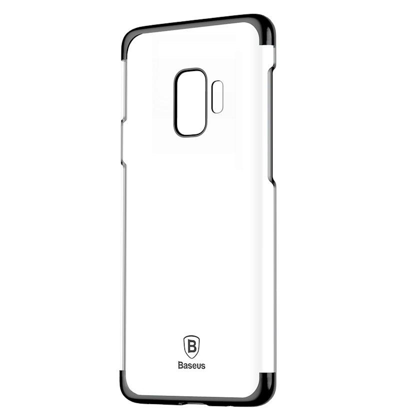 Çexol Baseus Glitter Samsung S9 Black üçün