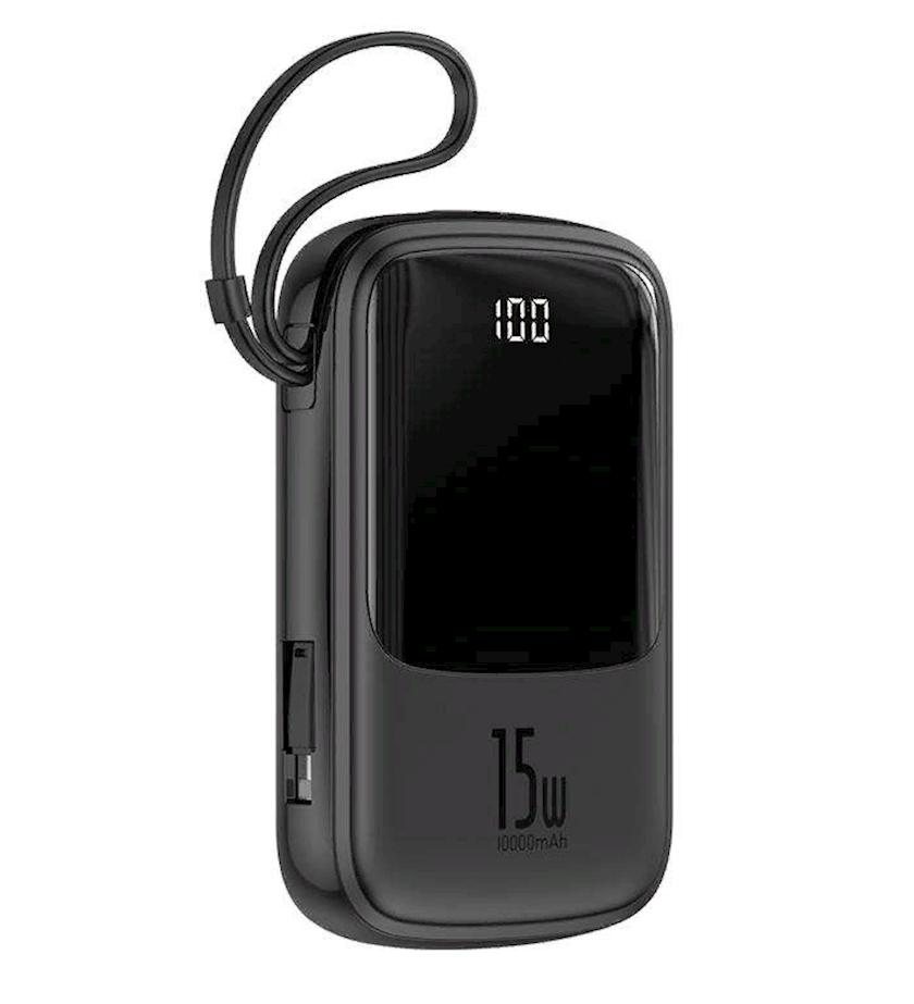 Powerbank Baseus Q pow Digital Display 3A  10000 mAh  PPQD-B01