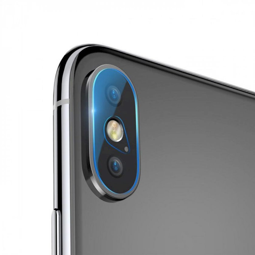 Qoruyucu şüşə kamera üçün Baseus Camera Lens Glass Film Transparent Sgapiph65-jt02 Apple iPhone X/XS/XS Max üçün
