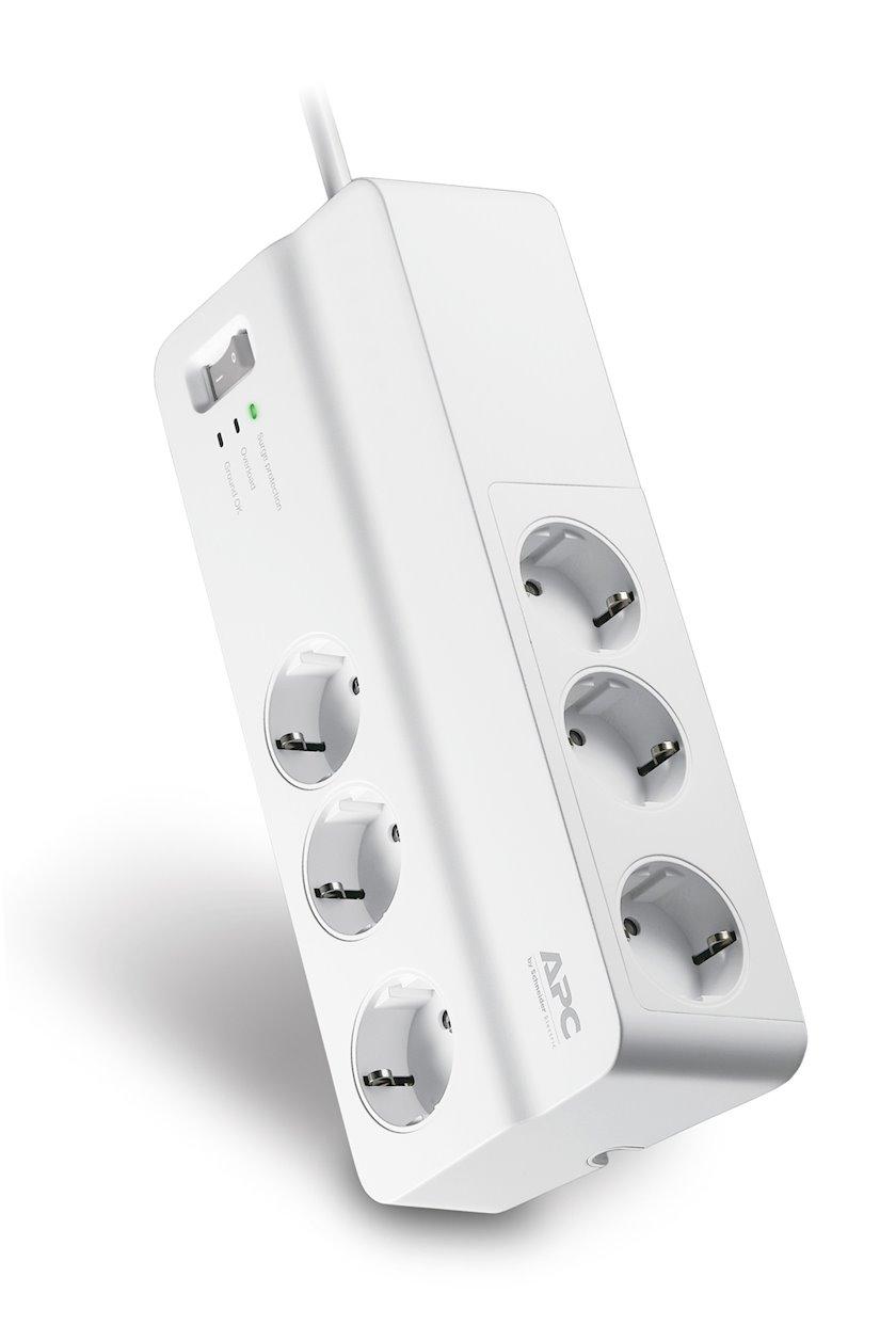 Удлинитель электрический APC Essential SurgeArrest 6 outlets 230V