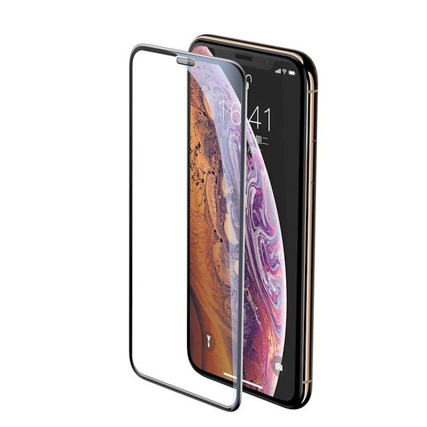 Qoruyucu şüşə Baseus Full-screen curved tempered glass screen protector Sgapiph58-wa01 Apple iPhone X/XS üçün