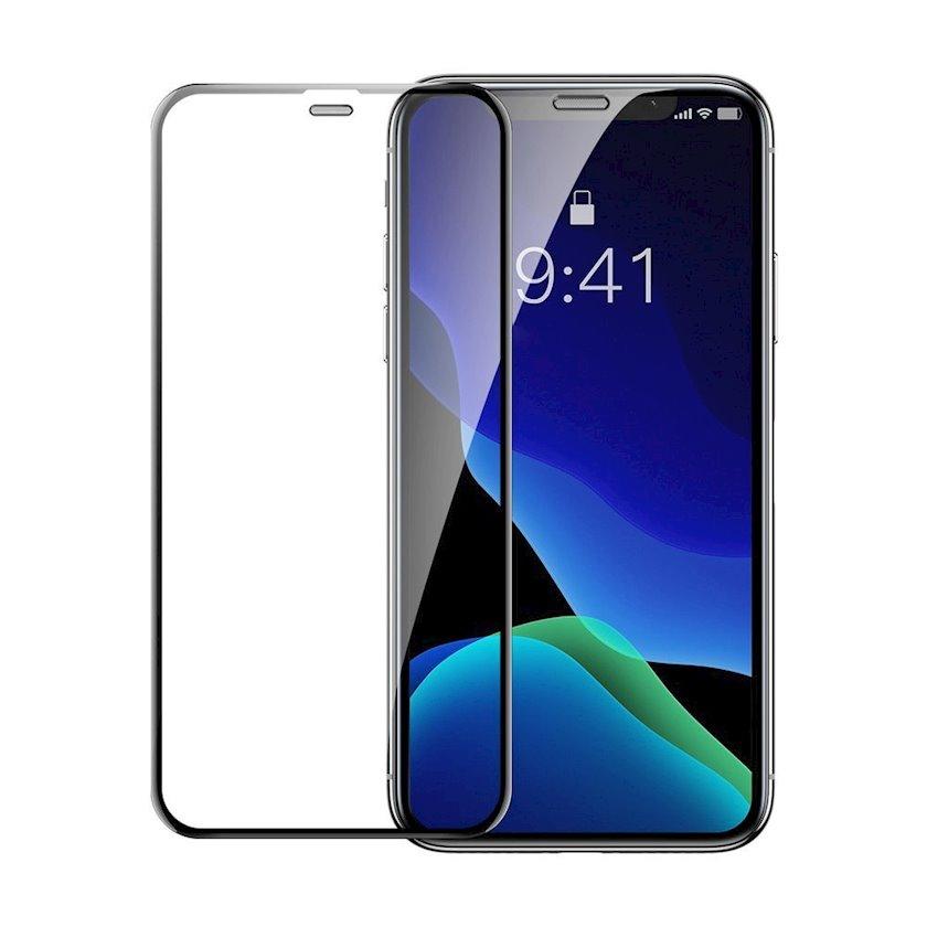 Qoruyucu şüşə Baseus full-screen curved tempered glass screen protector Sgapiph61-wd01 iPhone XR üçün