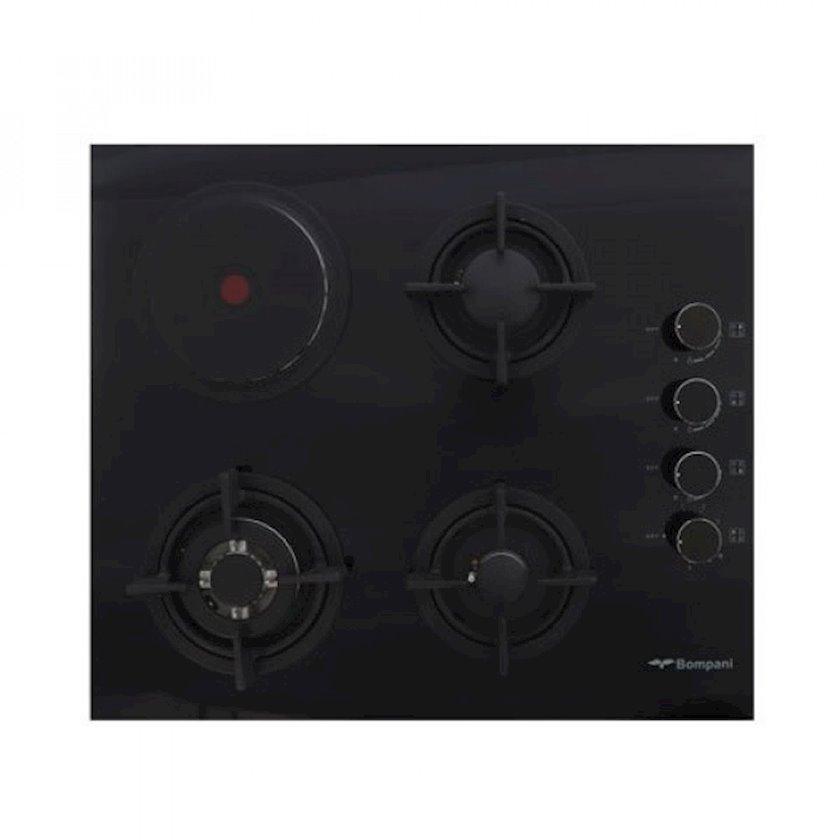 Quraşdırılan bişirmə paneli Bompani WAO615 - BO615BL/N