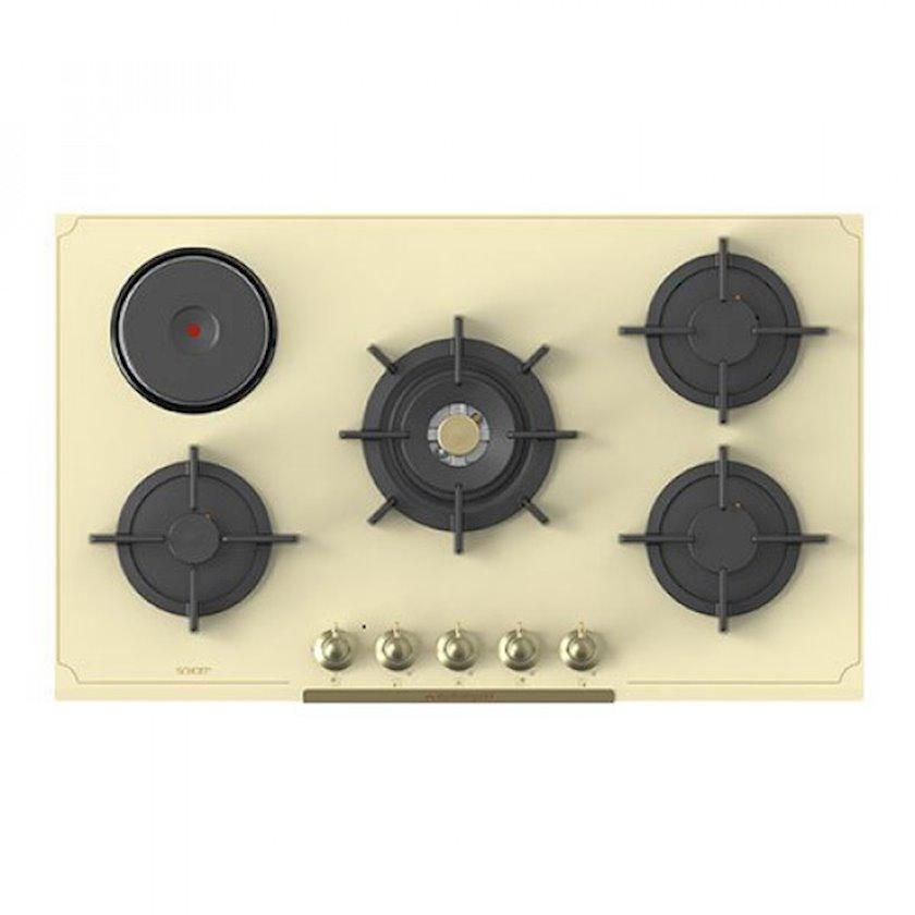 Quraşdırılan bişirmə paneli Bompani ECO495CL1