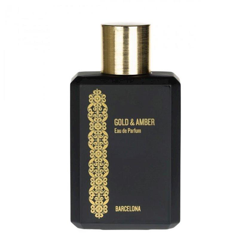 Uniseks ətir suyu Bachs Barcelonesque Gold&Amber 100ml
