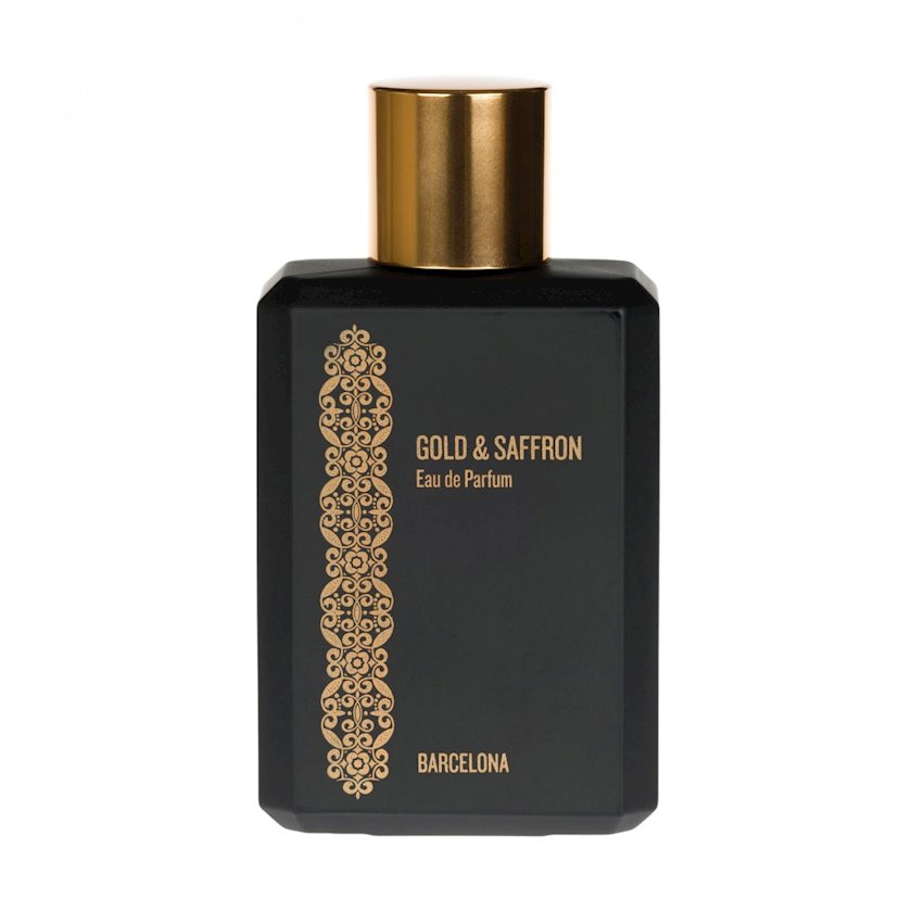 Uniseks ətir suyu Bachs Gold&Saffron 100ml
