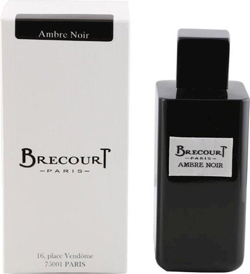 Qadınlar üçün ətir suyu Brecourt Ambre Noir 100ml