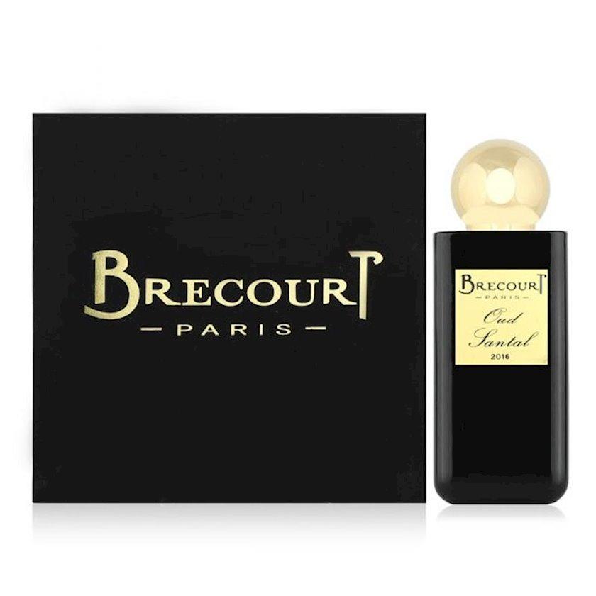 Uniseks ətir suyu Brecourt Oud Santal 100ml